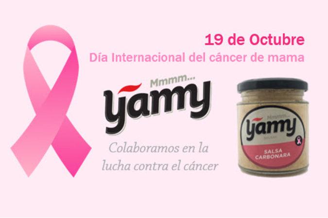 19 de octubre Día Internacional del cáncer de mama